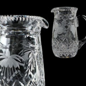 Crystal Jugs