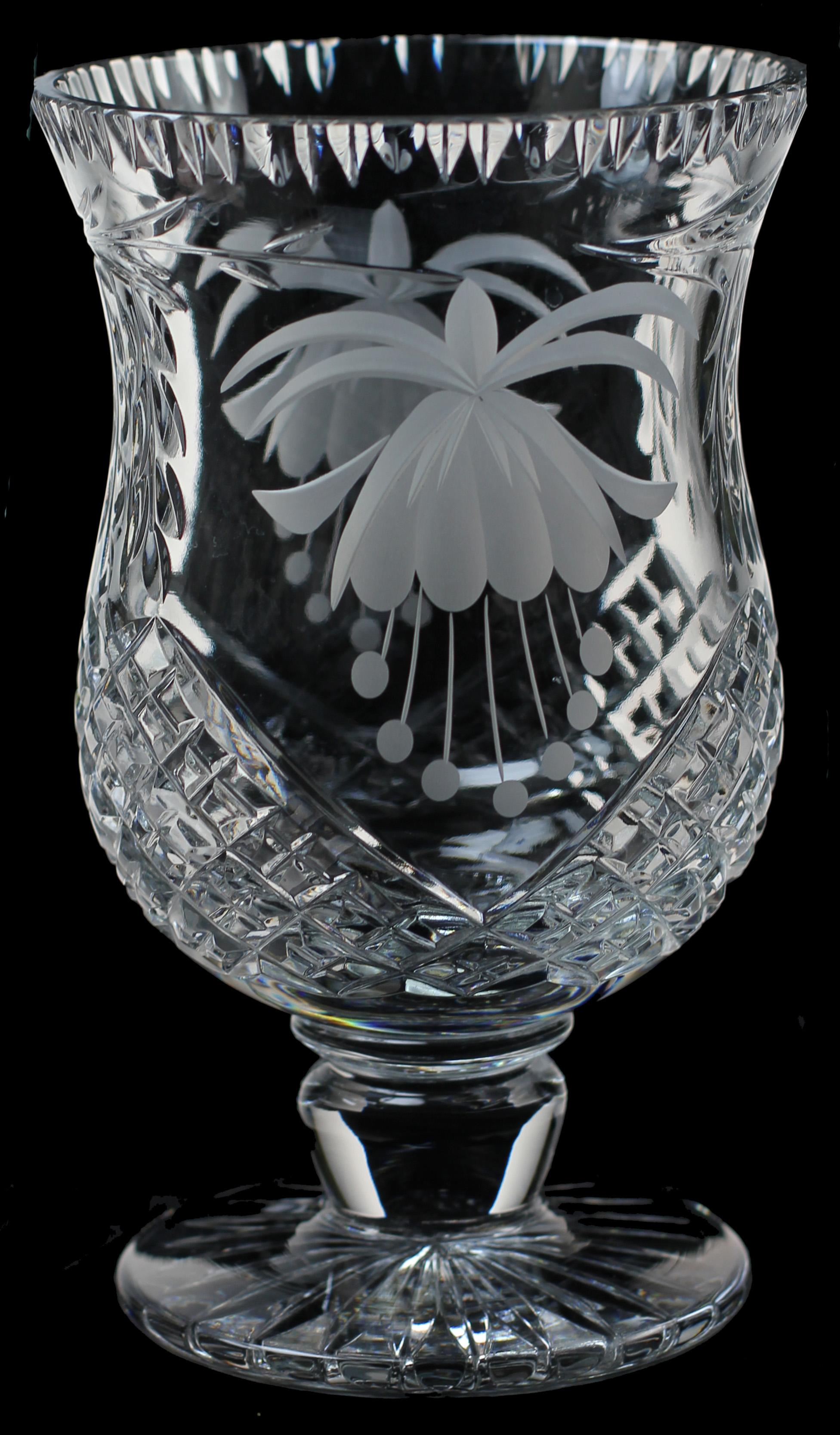 Fushcia Candle Lamp/Multipurpose Vase
