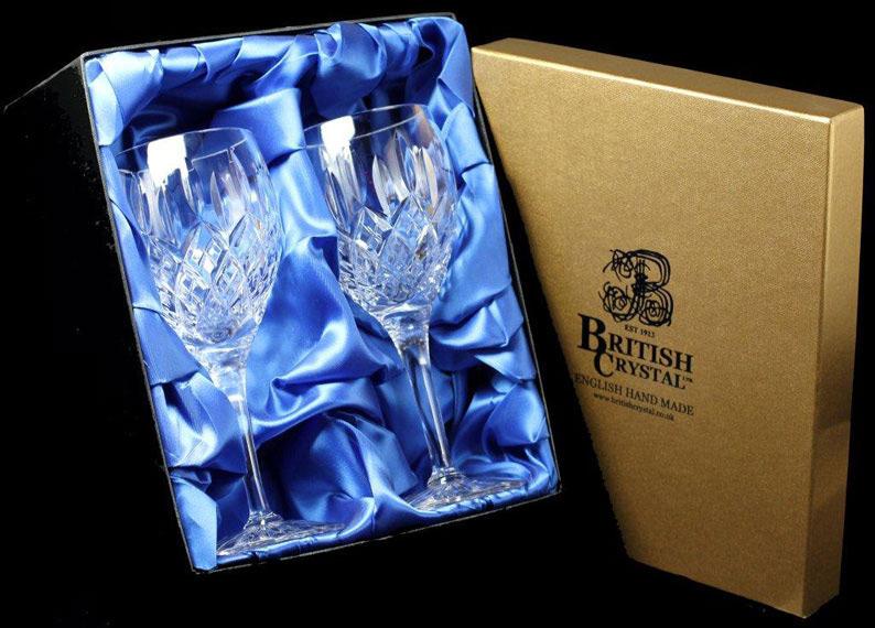 Presentation Box of 2 Stourton Goblets