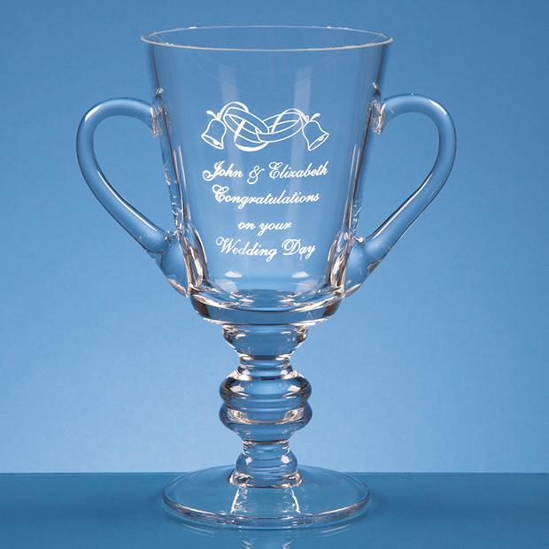 20.5cm Handmade Loving Cup