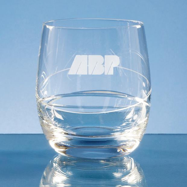 250ml Orbital Crystalite Whisky Tumbler