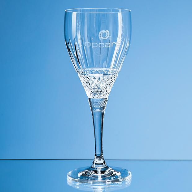 290ml Gino Crystalite Panel Wine Glass