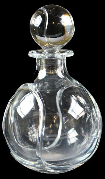 Tennis Ball Decanters Large