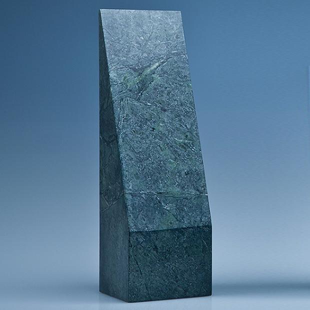 25cm Green Marble Slope Award*