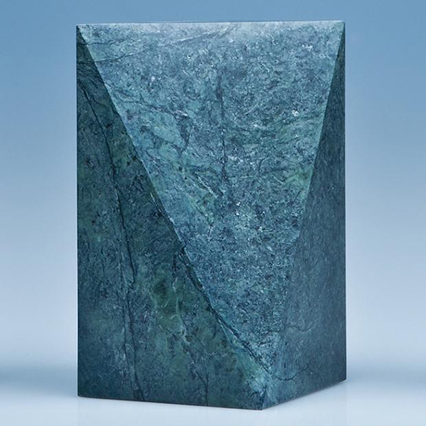 17.5cm Green Marble Glacier Award*