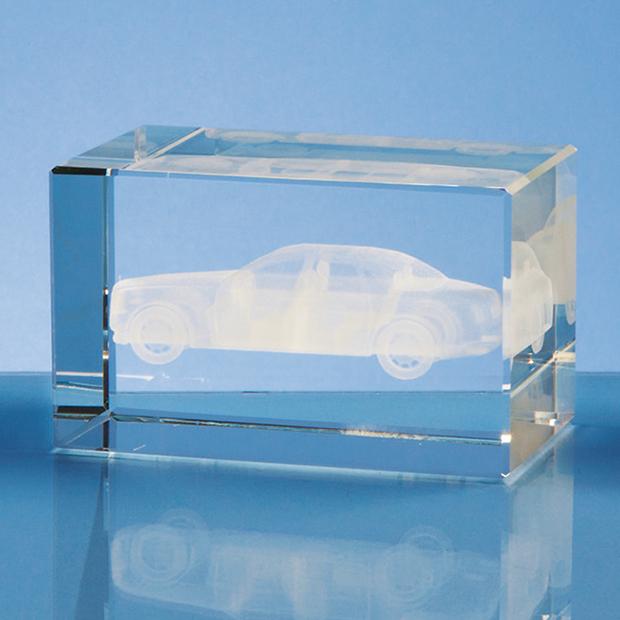 10cm Optical Crystal Rectangle*
