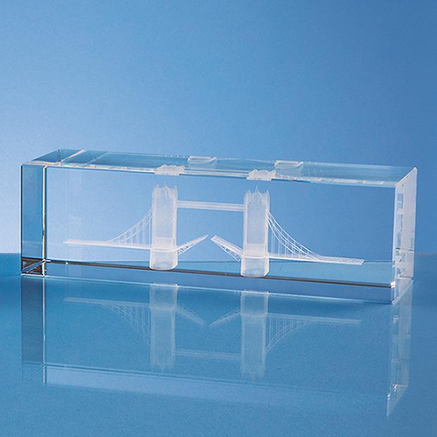 15cm Optical Crystal Rectangle*