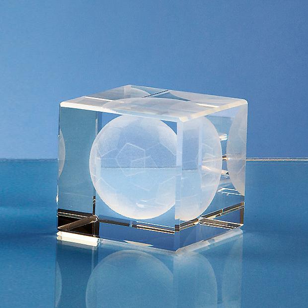 5cm Optical Crystal Cube*