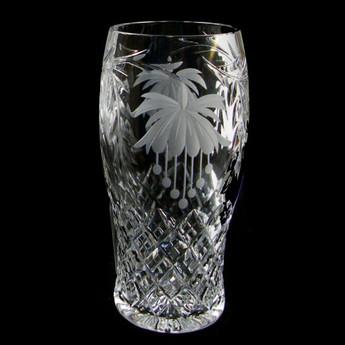 1 Pint Beer Glass Fuchsia