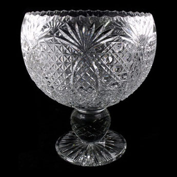 Club House 12 inch Punch Bowl