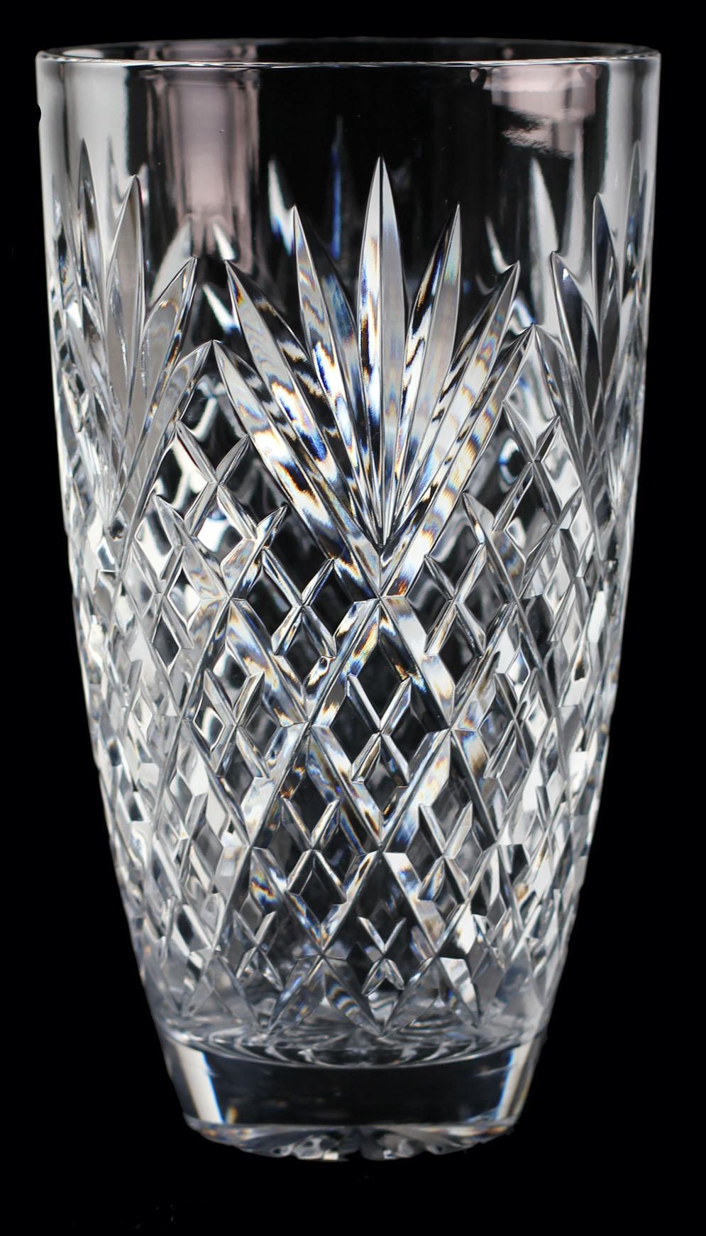 12 inch Cylinder Vase Westminster