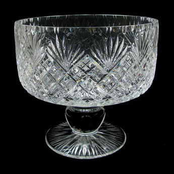 Straight Sided Footed Bowl Westminster