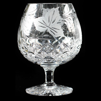 Grapevine 20oz Brandy Glass