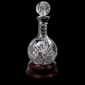 Hogget Decanter Westminster with Sterling Silver Collar