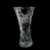 10 inch Waisted Vase Fuchsia