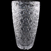 Club House 13 inch Hobnail Vase
