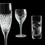 Crystal Wine Glasses, Goblets, Tumblers & Brandys