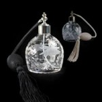Crystal Perfume Bottles - Brierley Hill
